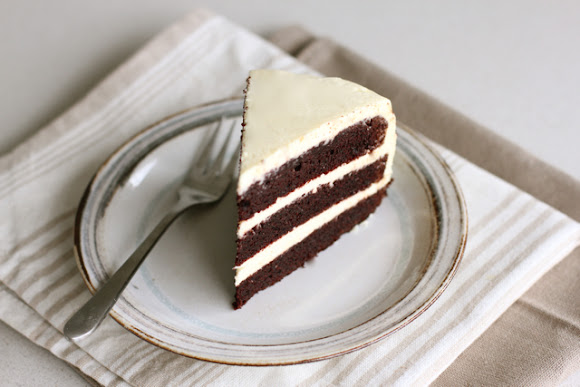 Donna Hay Ultimate Chocolate Layer Cake