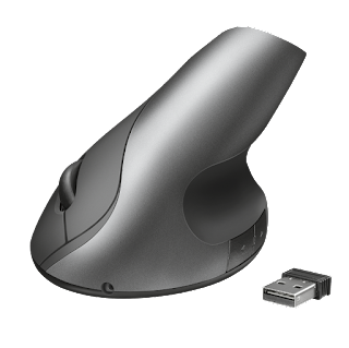 trust mouse wireless 22126