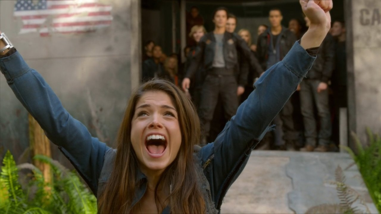 the 100 season 1 episode 6 videobull