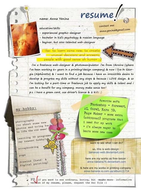 modelos de diseño de curriculum vitae