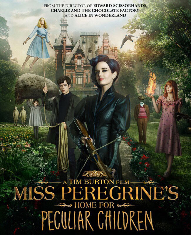 Xem Phim Mái Ấm Lạ Kỳ Của Cô Peregrine 2016