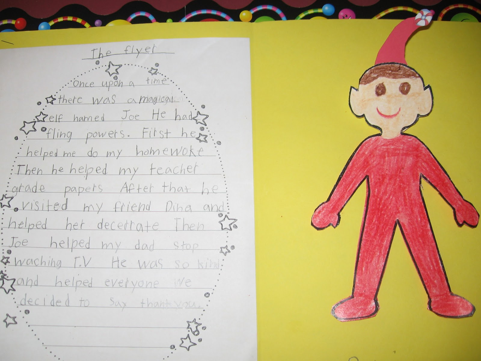 Buzzing About Second Grade Elves And The Shoemaker