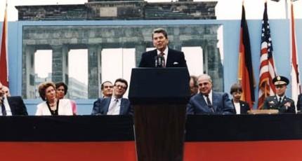Analysis of Ronald Reagan's 40th Anniversary D-Day Address Essay
