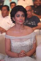 Shriya Saran in Stunning White Off Shoulder Gown at Nakshatram music launch ~  Exclusive (4).JPG