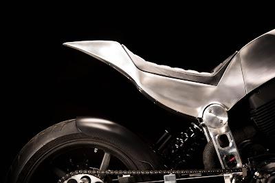 Aluminium Custom Seat