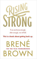 Book cover image of Rising Strong