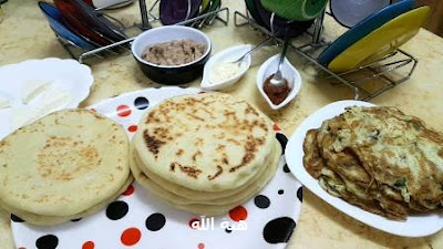 شاباتي تونسي روعة لذيذ