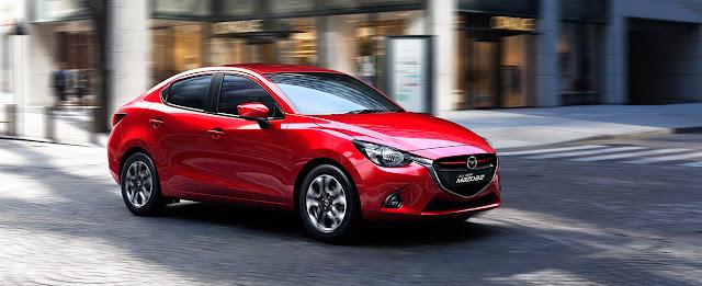 """Mazda2 2018 có dáng vẻ """"nghịch ngợm"""" và trẻ trung hiện đại"""