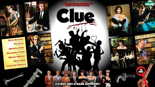 filmul clue inspirat din jocul eponim