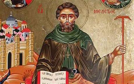 IMG ST. MELITUS of Canterbury