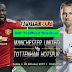 Prediksi Pertandingan - Manchester United vs Tottenham 28 Oktober 2017 Liga Primer Inggris
