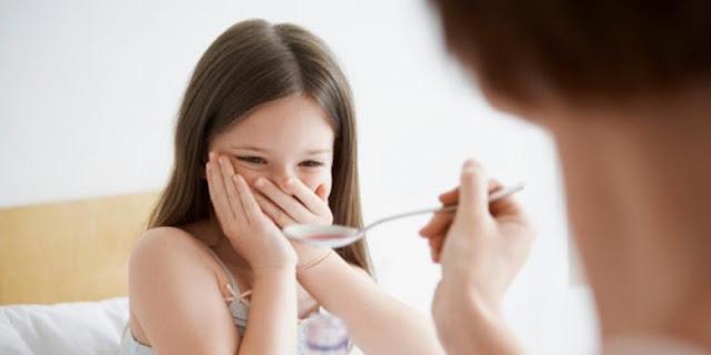mengatasi batuk anak, obat batuk anak, obat batuk alami