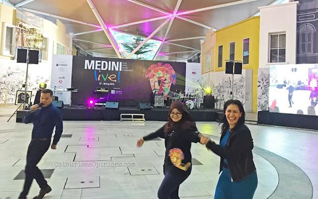 sean ghazi ida mariana medini live 2016