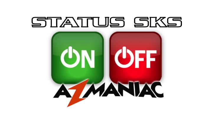 Status Geral do Sistema SKS
