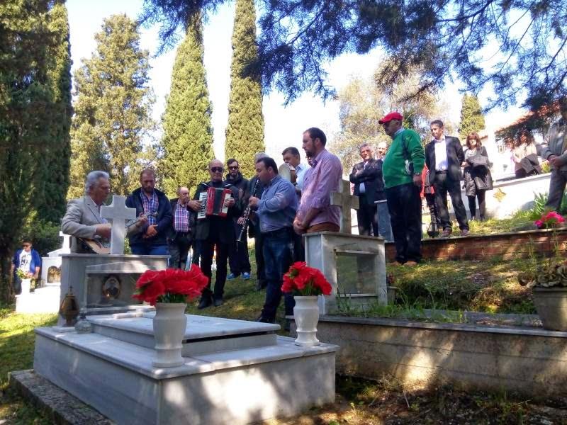 Αναβίωσε και φέτος το ιδιαίτερο ταφικό έθιμο στο Γηρομέρι Φιλιατών (+ΒΙΝΤΕΟ)