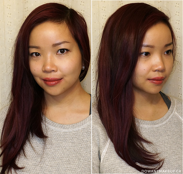 Irresistible Me Royal Remy hair extensions in Royal Rosewood