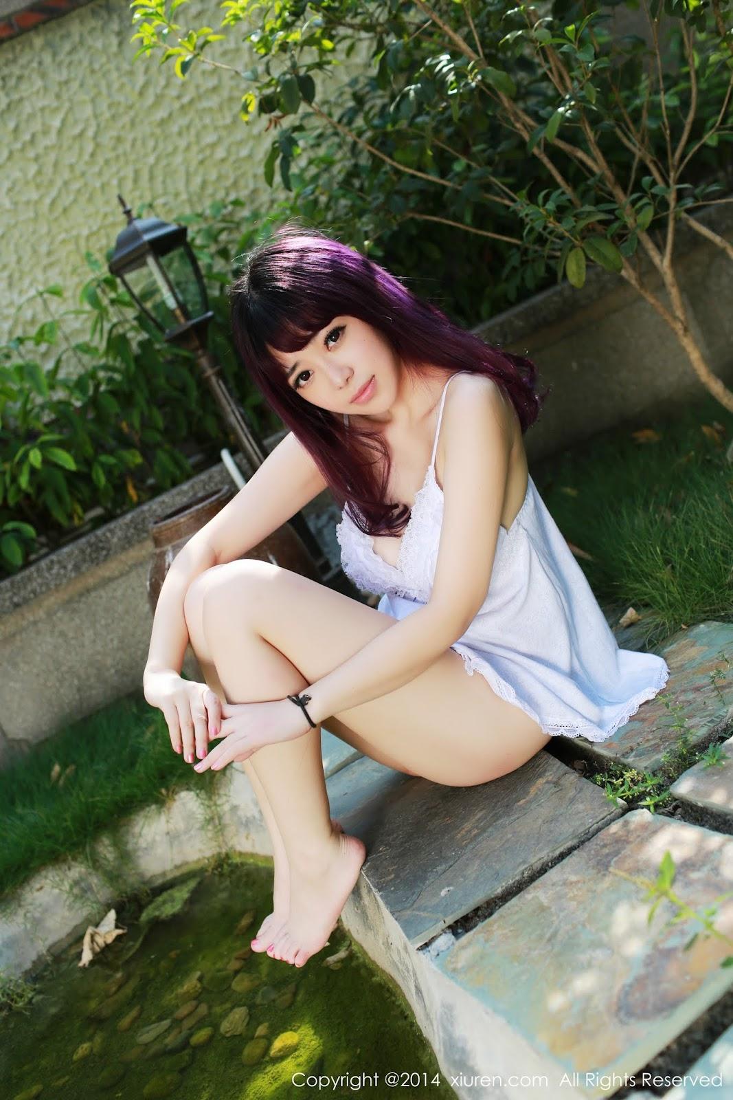 0067 - Hot Girl XIUREN NO.237 FAYE Nude XXX