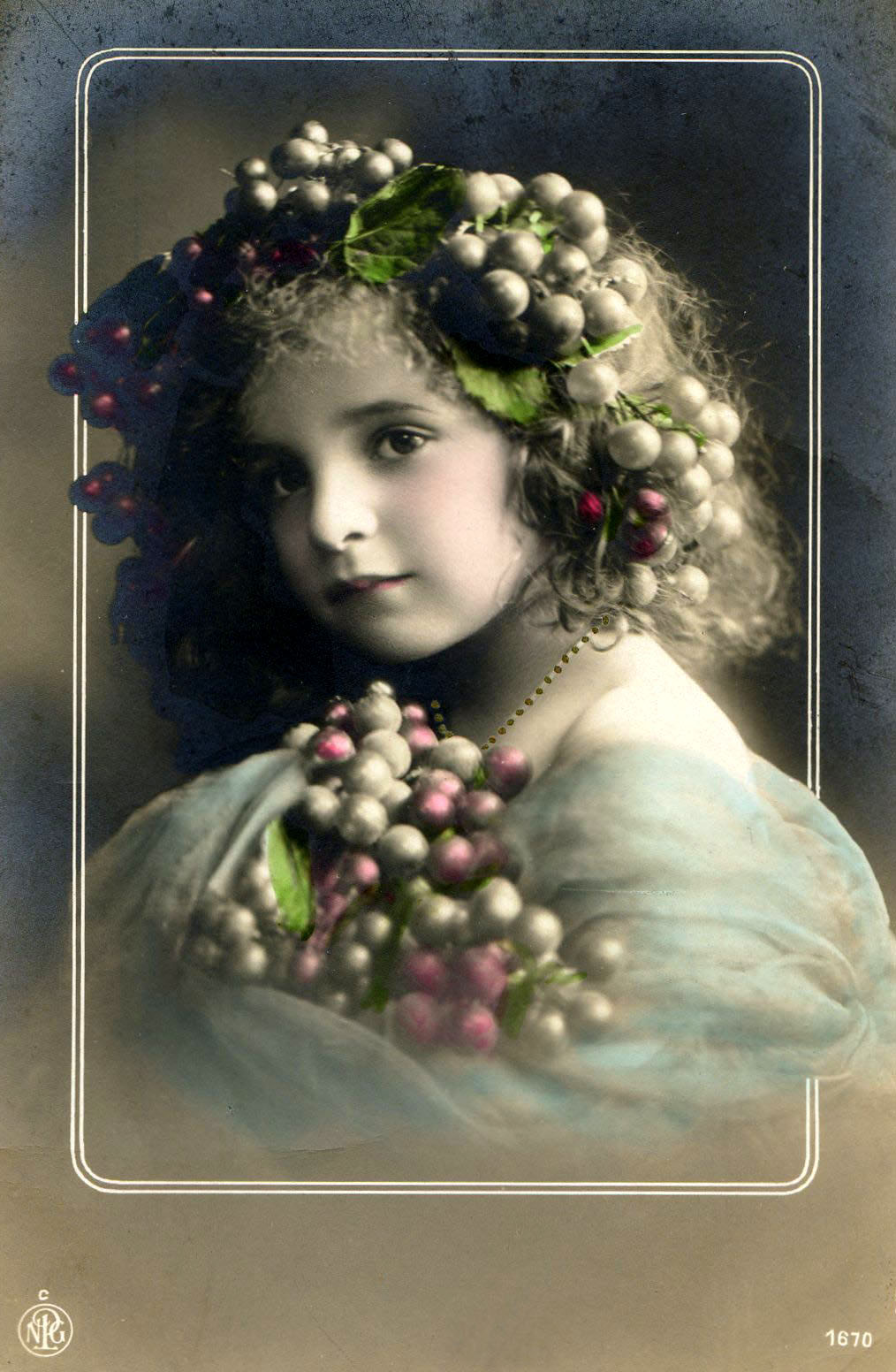 Bumble Button Early 1900 S Pretty Little Girls From