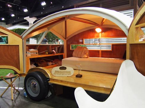 The Flying Tortoise The Hutte Hut A Very Different Tiny