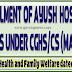 Empanelment of AYUSH Hospitals /Centres under CGHS/CS (MA) Rules - MoH&FW OM dated 26.12.2017