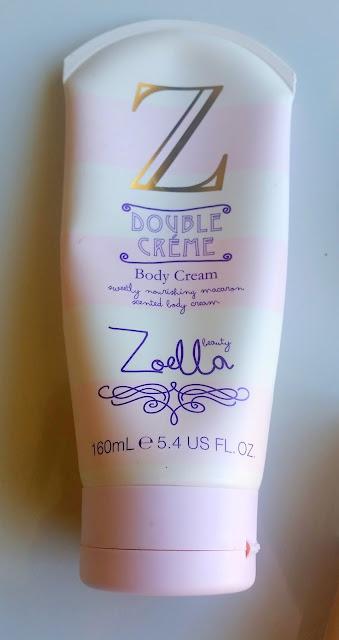 ZOELLA DOUBLE CREME BODY CREAM SWEET INSPIRATIONS