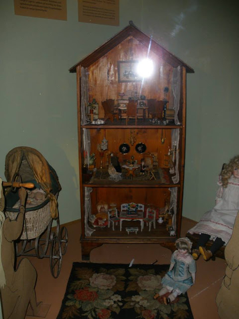 Museo dedicado a los juguetes (Museo Folklórico de Noruega)