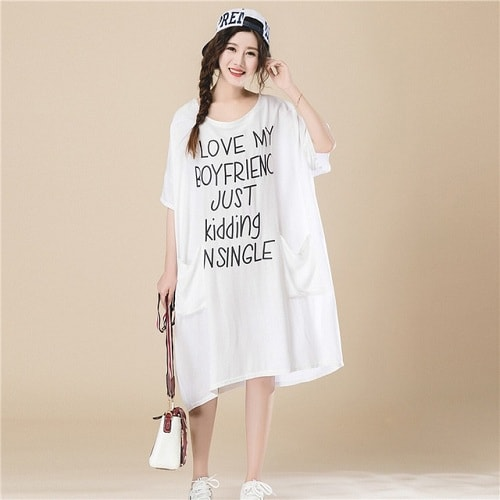 Over Sized T-Shirt Korea
