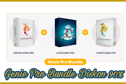 Genie Pro Software Diskon 90%
