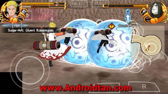 Download Naruto Naruto Ultimate Ninja Storm 4 PPSSPP ISO