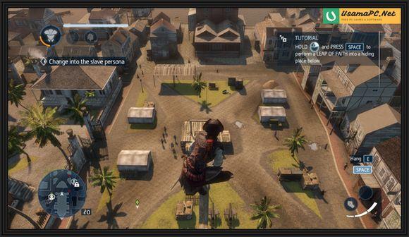 Assassin's Creed Liberation Gameplay Screenshot