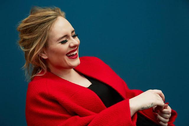 Los éxitos de Adele se convertirán en canciones de cuna (AUDIO)