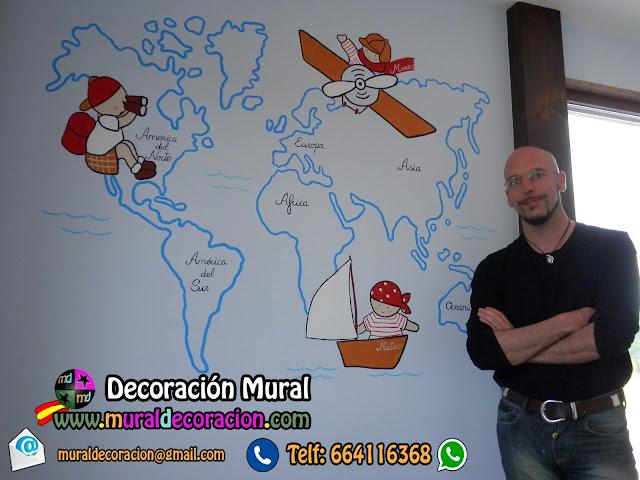 decoración_infantil_Valladolid