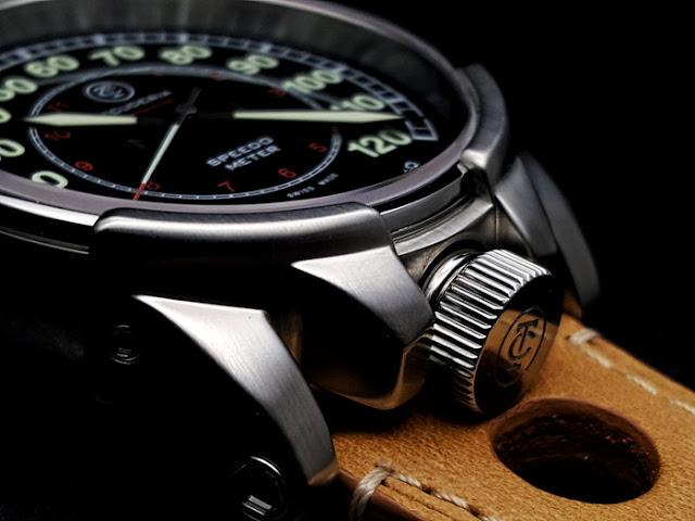 大阪 梅田 ハービスプラザ WATCH 腕時計 ウォッチ ベルト 直営 公式 CT SCUDERIA CTスクーデリア Cafe Racer カフェレーサー Triumph トライアンフ Norton ノートン フェラーリ DASHBOARD ダッシュボード CS10210
