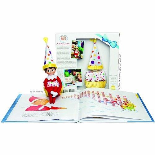 Little Lids Siobhan: Birthday Greetings From Elfie