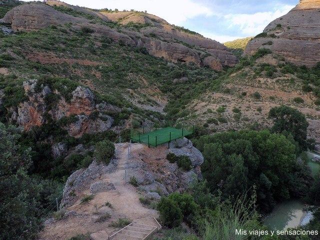 Mirador del Vero, Alquézar, Aragón