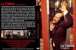 La cabina (1972) - Carátula