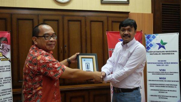 Perpusnas dan Kementerian Desa Bekerjasama Membangun Perpustakaan Desa