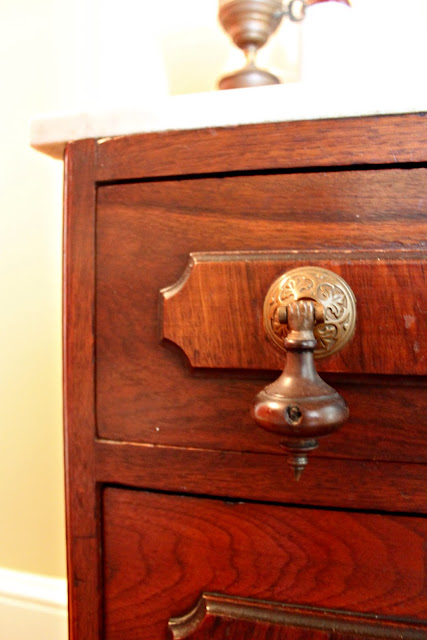 Papered House_Antique Washstand Pulls