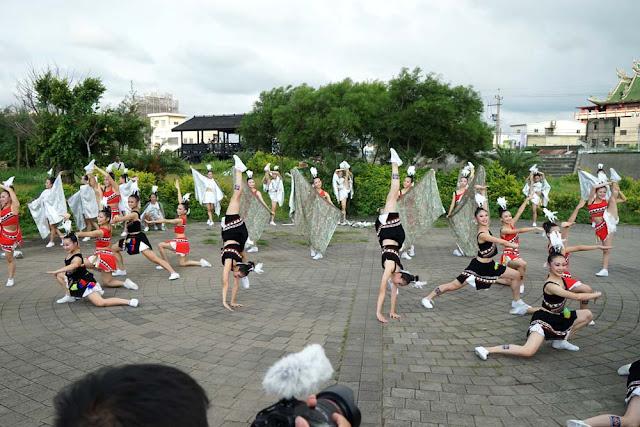 DSC02131 - 熱血採訪│2016首屆台中國際踩舞祭超夯登場,文華高中快閃高美濕地