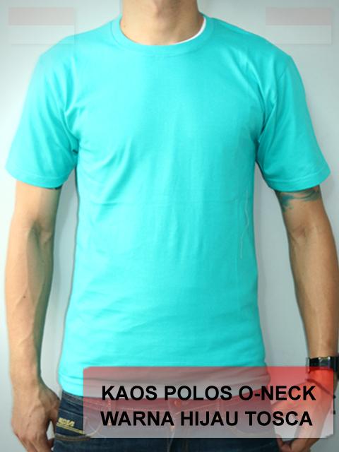 T-shirt O Cổ màu xanh lá cây Tosca Bán buôn T-shirt Polos Lagran