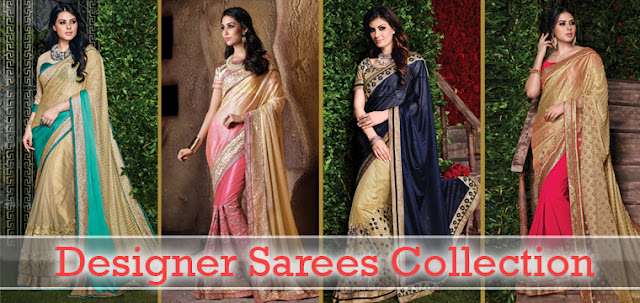 Buy Indian Women Party Wear Designer Sarees Online in Low Price India
