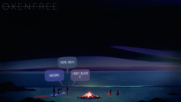 Oxenfree Full Version