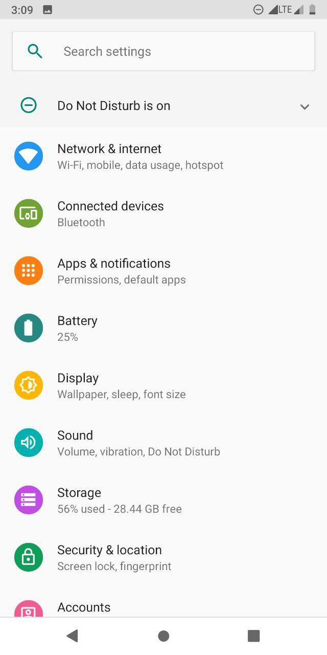GZOSP PIE | ANDROID 9 | WHYRED | 8 22 18 - Redmi Note 5 Pro