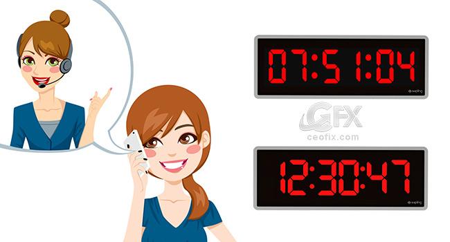 Birden Çok Saat Dilimi Görev Çubuğunda Nasıl Görüntülenir-www.ceofix.com