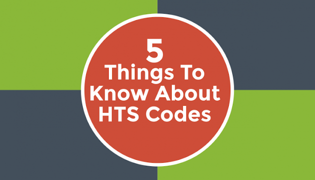 HS code and ITC code