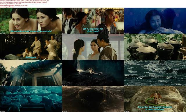 El Hechicero y La Serpiente Blanca 2011 DVDRip Español Latino Descargar 1 Link