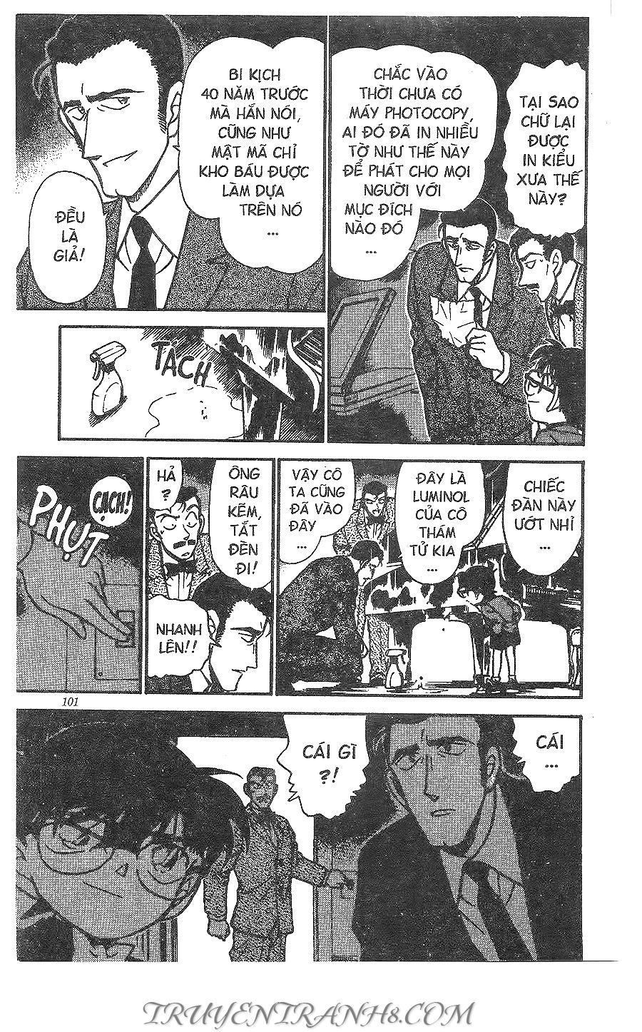 Detective Conan Chap 301 - Truyen.Chap.VN