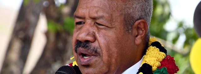 Sikap Gubernur Port Moresby dan Seruan Peninjauan Referendum atas West Papua