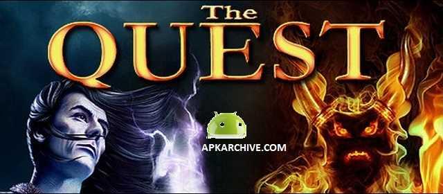 The Quest Android Rol Oyunu indir Apk indir