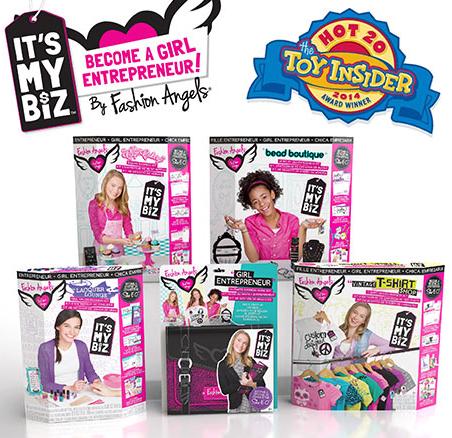 Coupons And Lesson Plans It 39 S My Biz From Fashion Angels